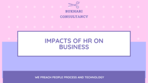 Impacts of HRM
